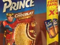 Prince - Biscuits fourrés goût chocolat - Produit - fr