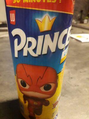 Prince - Biscuits fourrés goût lait choco - 16