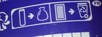 Prince goût tout choco - Instrucciones de reciclaje y/o información de embalaje - fr