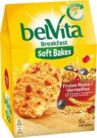 Breakfast soft bakes con frutos rojos y cereales completos - Producto - fr