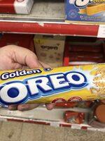 Oreo cookies golden - Product - en
