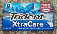 Trident Xtra care - Produit