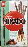 Mikado Chocolat au lait amandes grillées - Producto