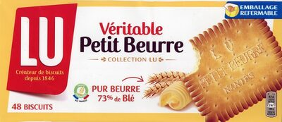 Véritable petit beurre - Produit - fr