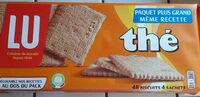 Thé - Biscuits - Product - fr