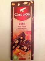 Brut noir - Product - fr