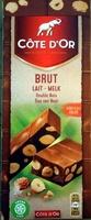Brut Lait double noix - Product