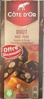 Brut Noir Amandes et Orange - Product