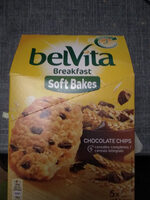 Soft cakes chocolate chips - Product