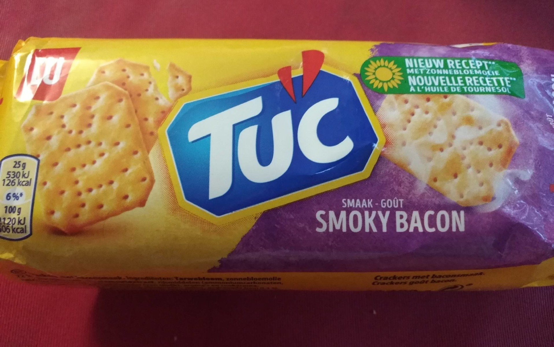 Smoky bacon - Product