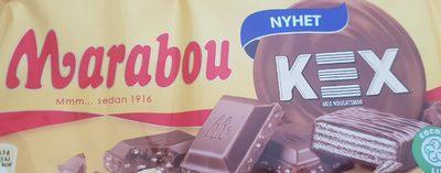 Marabou Kex - Produit