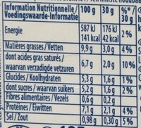 Ail Et Fines Herbes - Informazioni nutrizionali - nl