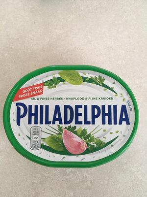 Philadelphia Knoflook & Fijne Kruiden - Product