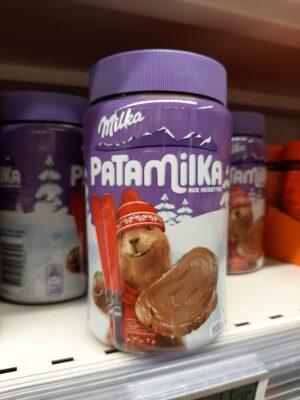 Patamilka aux noisettes - Product - fr