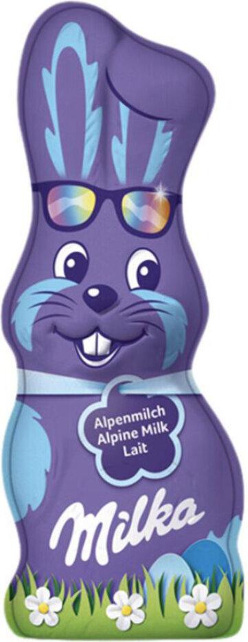 Lapin en chocolat au lait - Prodotto - fr