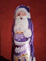 Père Noël en chocolat au lait - Produkt - fr