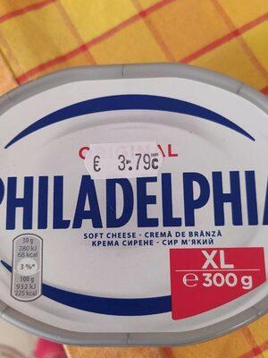 Philadelfia - Продукт - bg