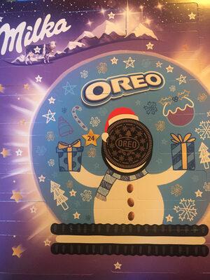 Adventskalender Milka Oreo - Produit - de