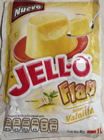 Jello Flan sabor vainilla - Product - es