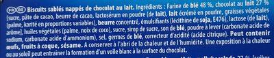 Granola L'original - Ingrédients - fr