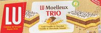 Lu moelleux TRIO - Product - fr