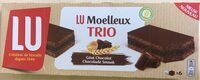 LU Moelleux Trio - Product - fr