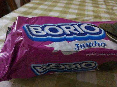 Borio jumbo - Produit