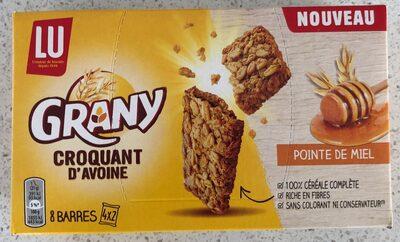 Grany Croquant d'Avoine - Produit - fr