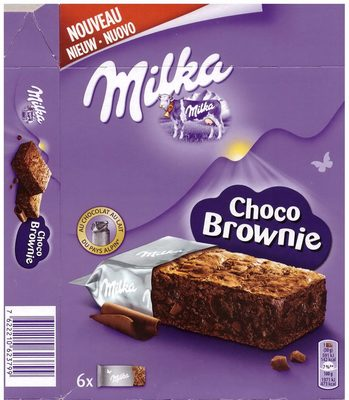 Chocolat Brownie - Product