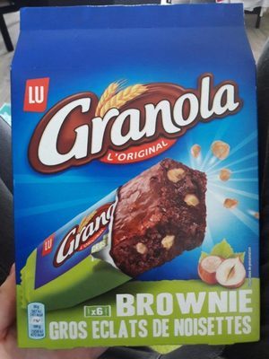 Brownie - Product - fr