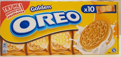 Oreo cookies golden - Product - en