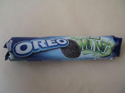 Oreo cookies mint - Produit - fr