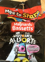 Liquorice Allsorts - Product