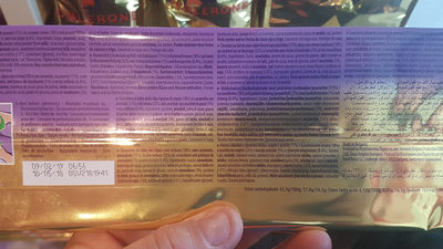 Milka Peanut Caramel - Product