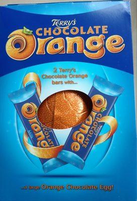 Terrys Chocolate Orange Easter Egg 255 G