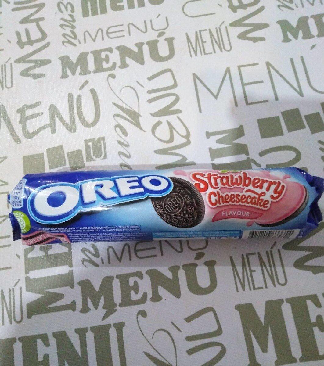 Oreo Strawberry Cheesecake 14er - Продукт - ro