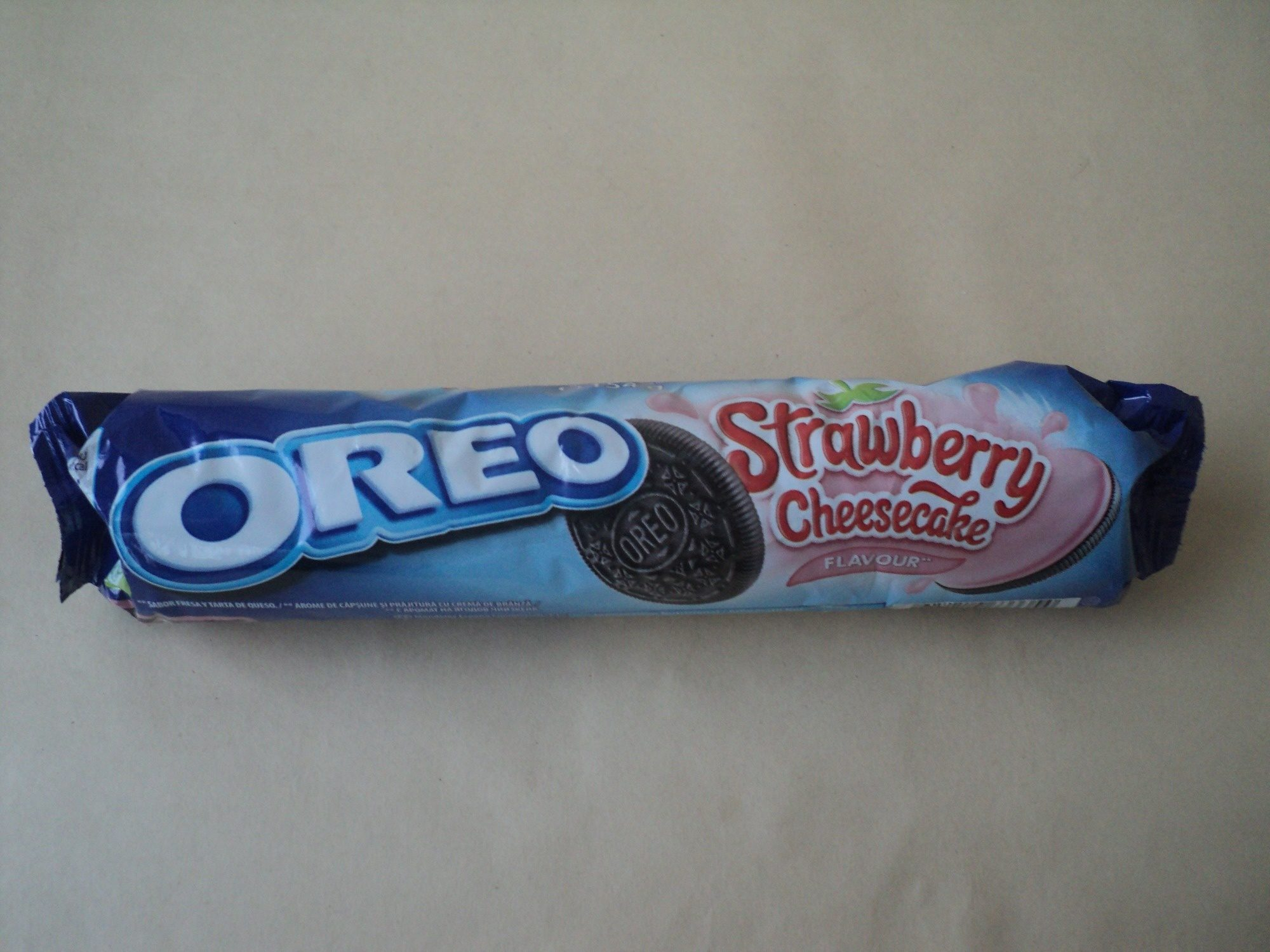 Oreo Strawberry Cheesecake 14er - Producto - ro
