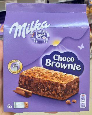Choco brownie - Produit - de