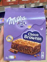 Choco brownie - Prodotto - it