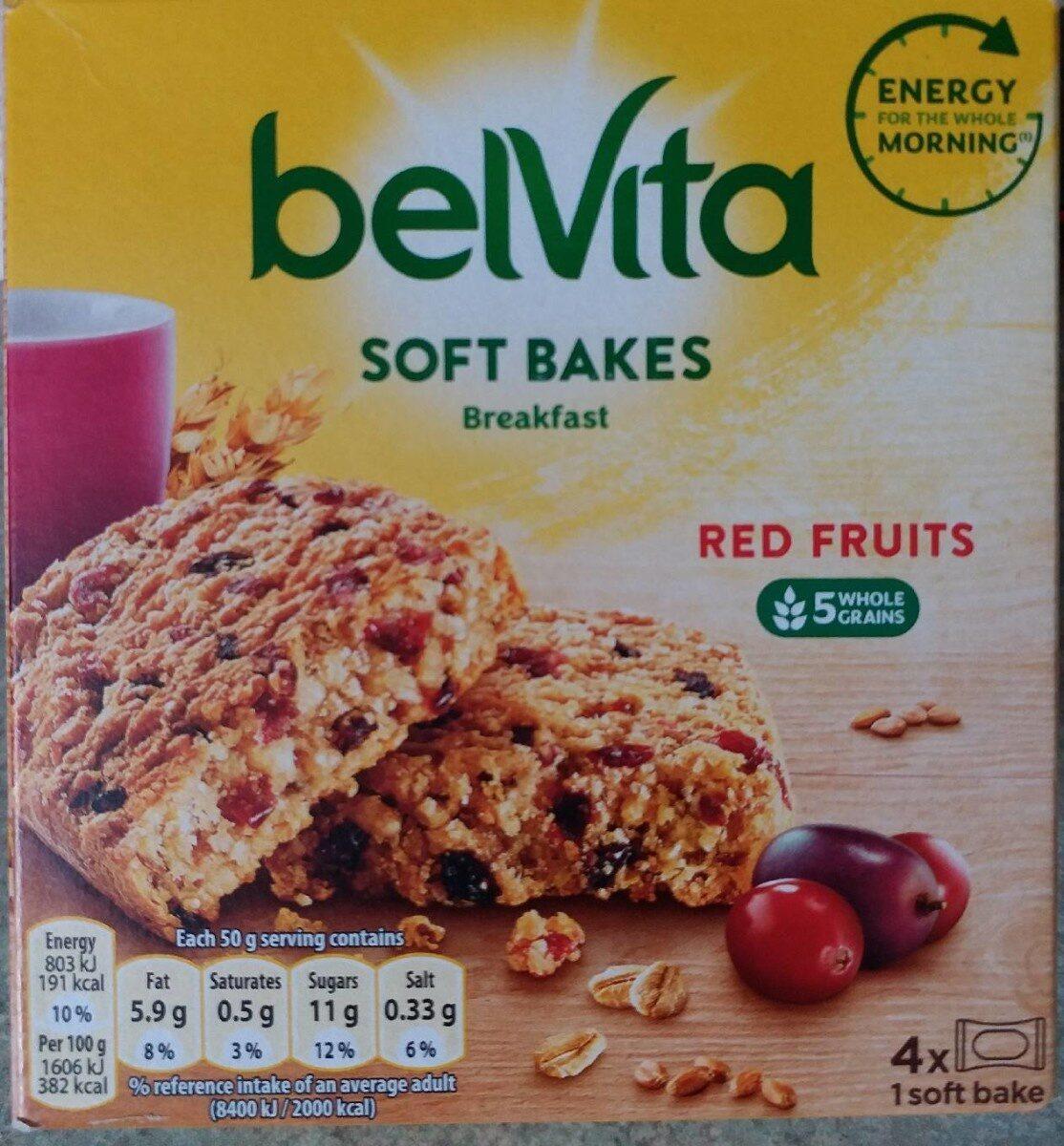 Belvita soft bakes - Product - en