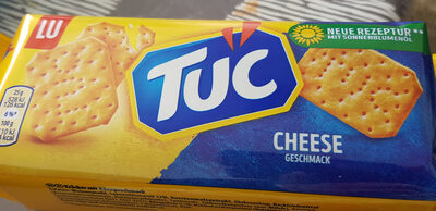 Tuc Cracker Cheese - Product