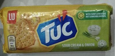 Tuc Cracker Sour Cream & Onion - Produkt - de