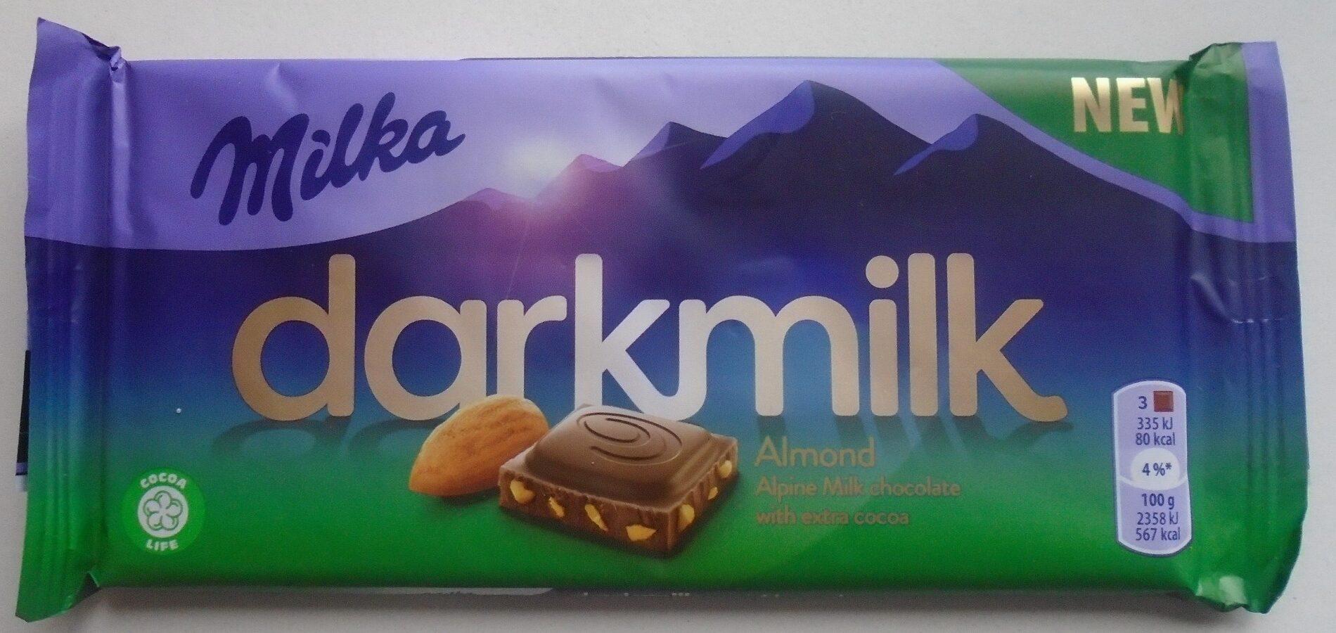 Darkmilk - Produit - ro