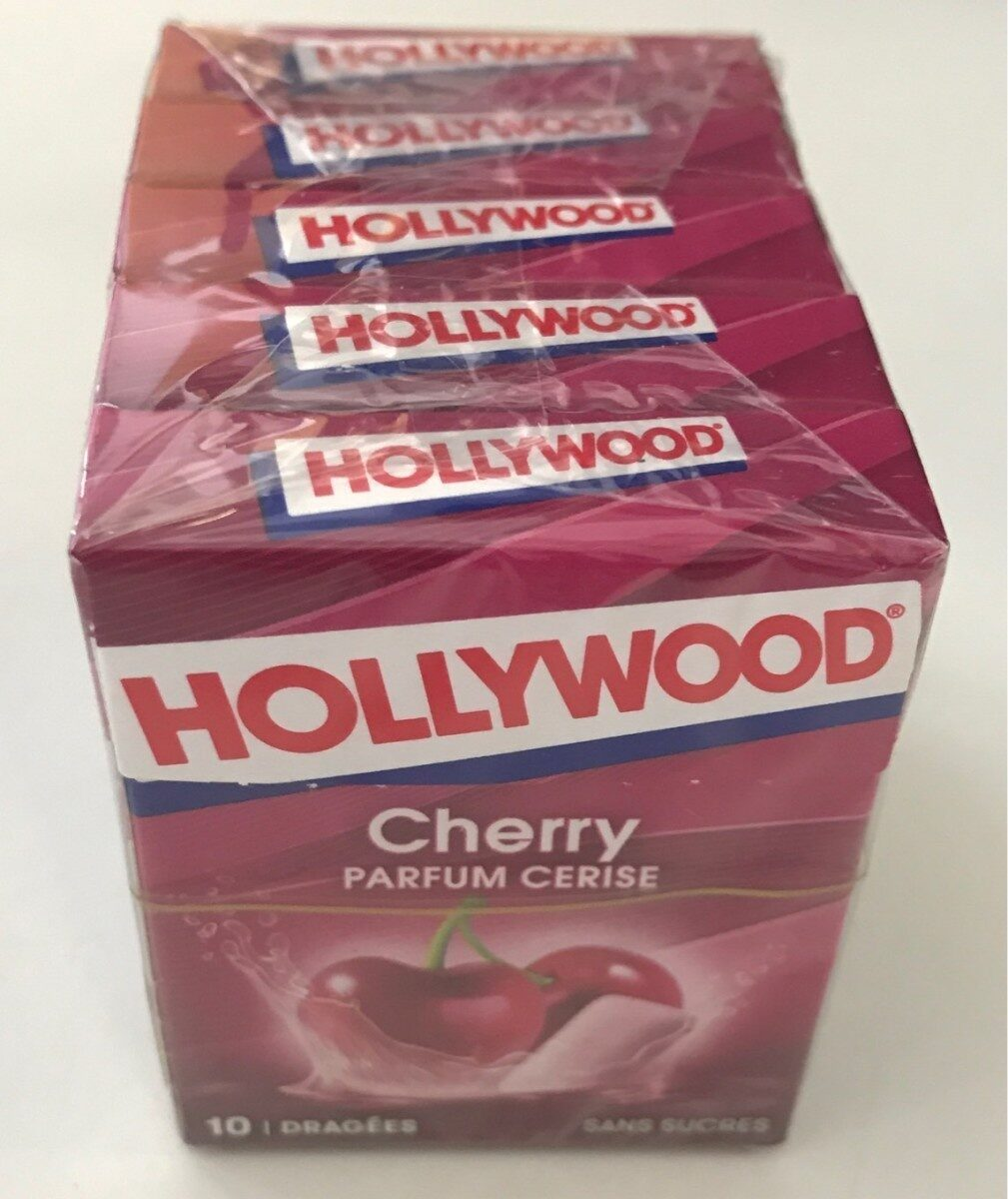 Hollywood Cherry parfum cerise - Product