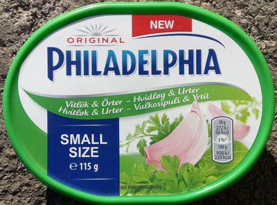 Philadelphia Original Vitlök & Örter - Product