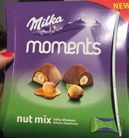 Milka moments - Product - fr