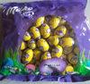 Oeufs en chocolats - Produit