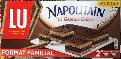 Napolitain. Le gâteau choco - Produit - fr
