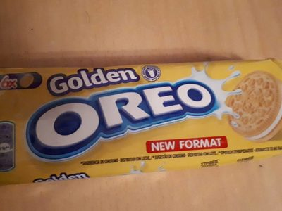 Golden oreo - Product - fr