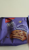 Cookie Sensations - Ingrédients - fr